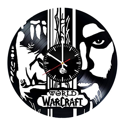World-of-Warcraft-Handmade-Vinyl-Record-Wall-Clock-Fun-gift-Vintage-Unique-Home-decor-Art-Design-Retro-Interier