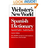 Webster's New World Spanish Dictionary: Spanish/English English/Spanish