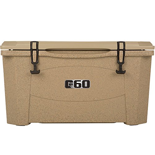 Grizzly 60 quart Sandstone/Tan Cooler (Grizzly 60 Cooler compare prices)