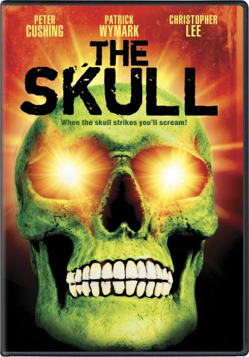 Skull [DVD] [1965] [Region 1] [US Import] [NTSC]