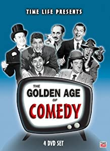 The Golden Age of Comedy from Time Life Records