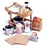 Epoch Sylvanian Families Sylvanian Family Dining Kitchen set...
