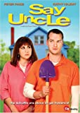 Cover art for  Say Uncle