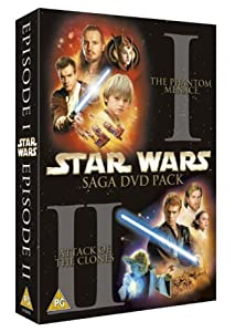 Star Wars Episodes 1 & 2 - Double Pack [UK Import]