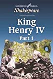 Image of King Henry IV, Part 1 (Cambridge School Shakespeare) (Pt. 1)