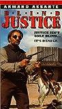 Blind Justice [VHS]