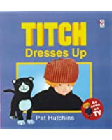 Titch Dresses Up (Red Fox picture book)