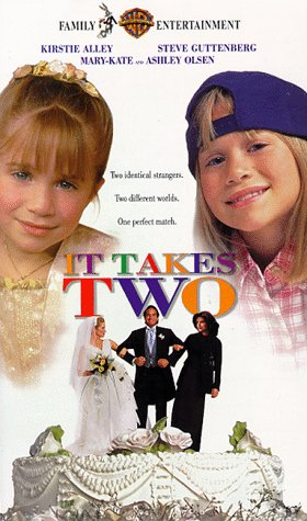 It Takes Two [VHS]