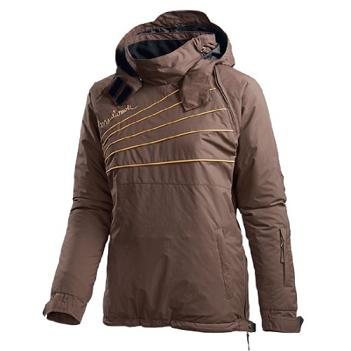 Maui Wowie Snowboardjacke Frauen, braun, 38