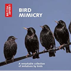 Bird mimicry CD