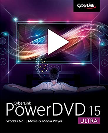 Cyberlink PowerDVD 15 Ultra [Download]