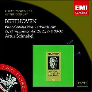 Beethoven:Piano Sonatas 21-23