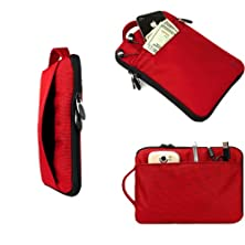 buy Archos Accessories From Vangoddy Offers Our Exclusive Hydei Padded Protective Carrying Case Cover In Fire Red **Fits The Archos 70**