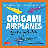 Origami Airplanes Fun Pack: [Origami Kit...