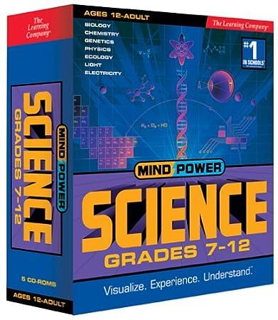Mind Power Science Grades 7-12 (Win/Mac)