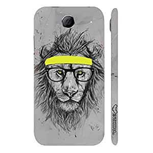 Lenovo S 880 WILD ON THE FIELD designer mobile hard shell case by Enthopia
