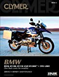 Clymer Publications Clymer BMW R850, R1100, R1150 and R1200c, 1993-2005 (Clymer Color Wiring Diagrams)