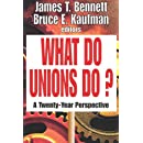 What Do Unions Do?: A Twenty-Year Perspective