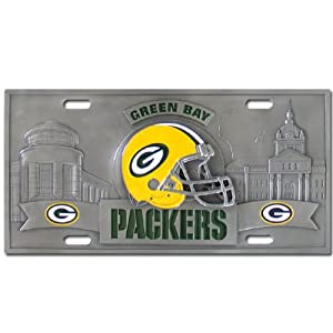 Green Bay Packers NFL Collector's Plate