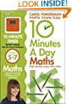 10 Minutes a Day Maths Ages 5-7 (Reis...