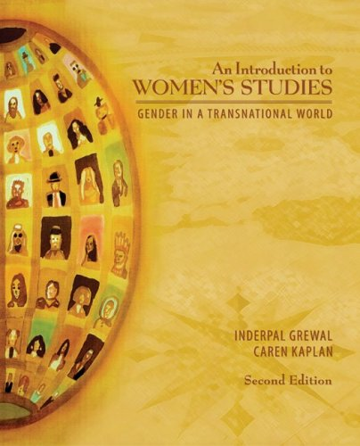 An Introduction to Women's Studies: Gender in a...