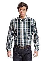 Milano Camisa Hombre Steeven (Verde)
