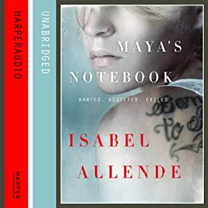 Maya's Notebook Audiobook