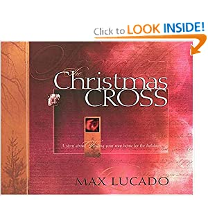 """The Christmas Cross"" by Max Lucado :Book Review"