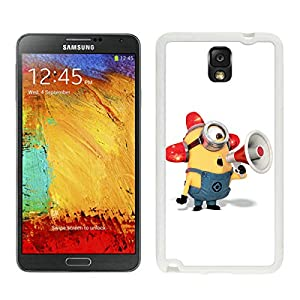Samsung Galaxy Note 3 Despicable Me 13 White Screen Phone Case Popular