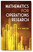 Mathematics for Operations Research