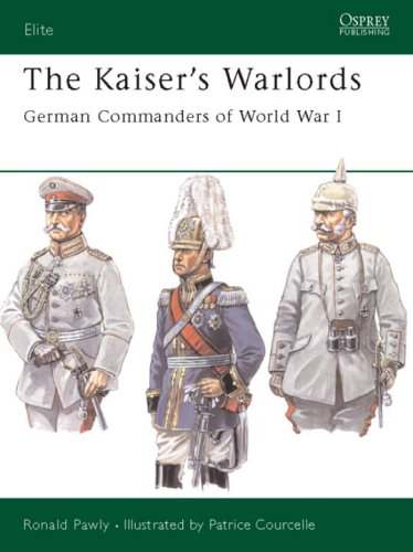 Elite 97: The Kaiser'S Warlords