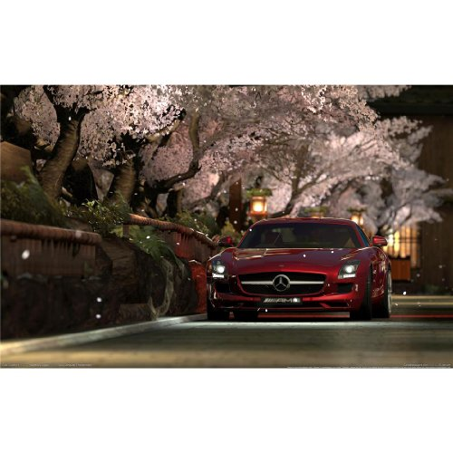 Gran Turismo 5 (38inch x 24inch / 96cm x 60cm) Silk Printing - Silk Print Poster - 991921