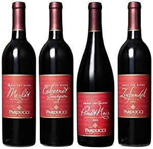 Parducci Mendocino Collection Mixed Pack (2nd Edition), 4 x 750 mL