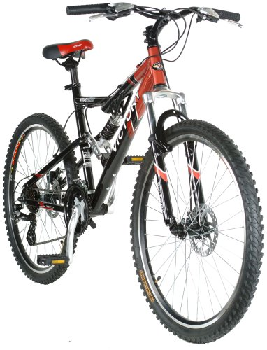 Victory Vegas Jackpot Adult Dual-Suspension Mountain Bike (26-Inch Wheels)