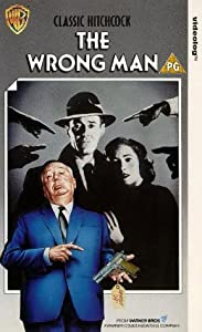 The Wrong Man [VHS] [UK Import]