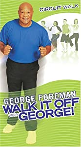 Walk It Off With George: Circuit Walk [VHS]
