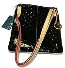 INVECE Italy Women's Leather Crossbody/Messenger/Purse Nero/Tan Color