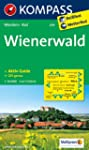 Wienerwald: Wanderkarte mit Aktiv Gui...