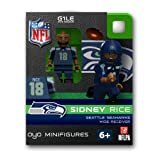 NFL Seattle Seahawks Sidney Rice Figurine at Amazon.com