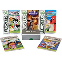 Leap Frog Leapster English Learners Home Connection Kit
