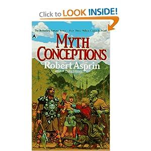 Myth Conceptions - Robert Asprin
