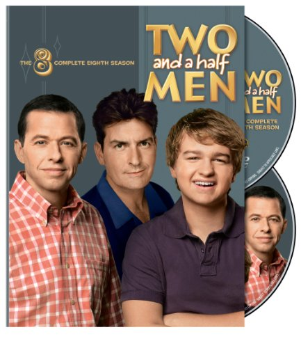 Two & A Half Men: Complete Eighth Season [DVD] [Import]