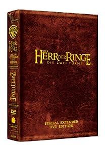 Der Herr der Ringe - Die zwei Türme (Special Extended Edition) [4 DVDs]