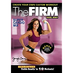 The Firm: Super Cardio Mix Programmable Dvd
