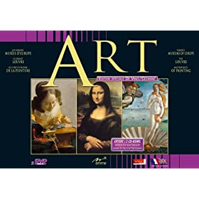 Coffret Art Gold Edition 2007 - DVD-Rom