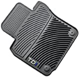 2006-2011 TDI Monster Mats(round clips)