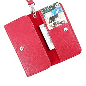 DooDa PU Leather Case Cover For Micromax A65 Smarty