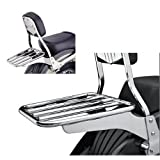 Cobra Tubular Luggage Rack for Sissy Bar for Kawasaki Vulcan 900 LT