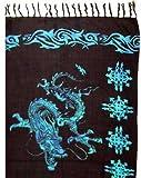 Dragon Print Sarong