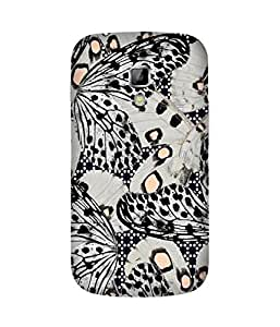 Butterfly Wings Samsung Galaxy S Duos S7562 Case